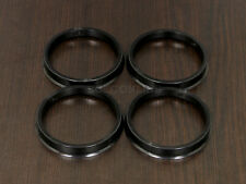 4 PC Hub Centric Rings60mm to 56.15mm Honda Dodge Acura