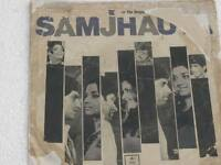 Samjhauta KALYANJI ANANDJI EP Record Bollywood India-1132