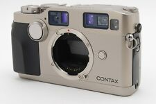 【For Parts】 CONTAX G2 35mm Rangefinder Film Camera Body From JAPAN R3142