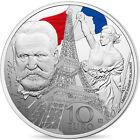 [#480737] France, Monnaie de Paris, 10 Euro, Europa, 2017, FDC, Argent