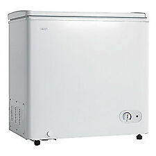 Danby Compact Chest Freezer, 5.5 Cu. Ft., Dcf055A2Wdb, White