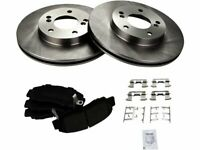 For INTEGRA TYPE R LEGEND PRELUDE ODYSSEY RL TL OASIS CR-V Front  Brake Rotors