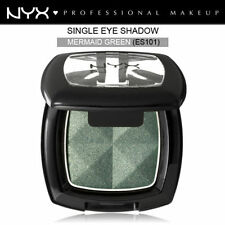 NYX Green Single Eye Shadows