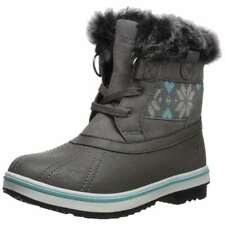 Girls Winter Boots Northside Brookelle Fleece Lined Snow Boots NEW