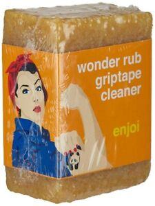 Enjoi Wonder Rub Grip Cleaner Skateboard Griptape Dirt Remover