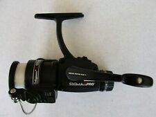 Shakespeare Sigma 35 Pro Spinning Fishing Reel Nice Clean Condition!
