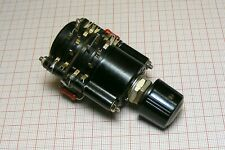 Rotary switch 5-way to OLD instrument vintage [044]S11