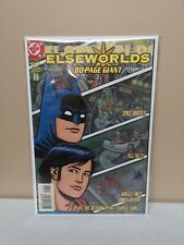 DC ELSEWORLDS 80 PAGE GIANT #1 1999 RARE 1ST EDITION RECALLED, Great...