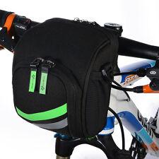 Rockbros Cycling Frame Handlebar Bag with Rain Cover MTB Folding Bike Front Bag