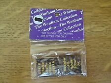 Dolls House Miniature Decor - Two Detailed Non Opening Books Of Spells Witches