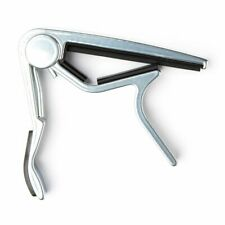 More details for jim dunlop 88n trigger capo for classical guitar nickel