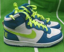 NEW Big Nike High 358858-171 Blue Volt Sneakers Shoes Size 7.5