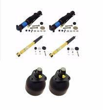 Mercedes W124 W129 W140 W202 W203 Set Of 2 Rear Accumulators + Shock Absorbers