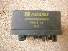 Peugeot/Fiat Citroen Glow plug relay  12v NagaresPPC/5-12
