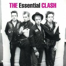 The Essential Clash by The Clash (CD, Mar-2003, 2 Discs, Sony Music Distribution (USA))