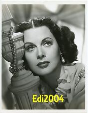 "HEDY LAMARR Vintage Original 1945 ""BELLBOY"" by CARPENTER Photo AUTOGRAPH CARD"