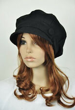 Fashion Cotton Women's Spring & Autumn Causal Visor Brim Hat Beanie R01 3-Color