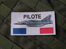Snake Patch - SCRATCH MALE - PILOTE MIRAGE 2000 - AIR VOL FRANCE PETAF