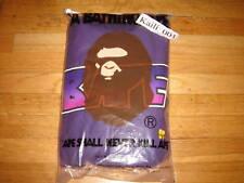 Bape A Bathing Ape Purple Kiss Hoodie camo XL Shark OG C