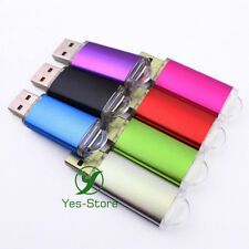 Pack of 10 2GB USB flash memory Pen Drive Thumb Stick 8 Colors 2 GB U Disk