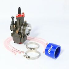 PWK 34mm Carburetor Carb For Keihin Mikuni Dellorto Koso Power Jet 200cc 250cc