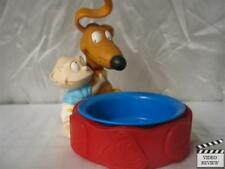 Tommy and Spike, the dog, Character Bowl, Rugrats; Applause NEW