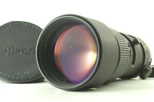 【Exc+5】Nikon AF Nikkor 300mm f/4 IF ED Telephoto Lens w/Hood Case from JAPAN 388
