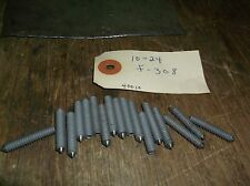 NEW Lot of 17 Screws/Pegs/Studs 10-24 F-308 40010  *FREE SHIPPING*