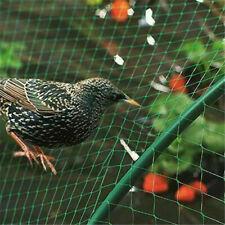 Plants Veg Fruit Protection Garden Fine Mesh Anti Bird Pond Netting Net 2m X 10m