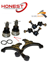 For HONDA CIVIC 01-06 FRONT WISHBONE ARMS COMPLETE & BALLJOINTS & LINK BARS L&R