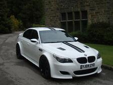 BMW E60 5 Series Wide Arch Body Kit M5 Style
