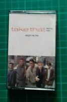 TAKE THAT Featuring Lulu RELIGHT MY FIRE CASSETTE TAPE SINGLE RCA BMG UK 1993