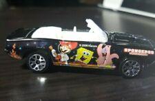 Matchbox '69 Convertible Camaro SS 396 SpongeBob Squarepants Black/White
