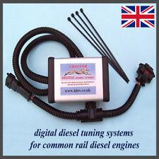 PEUGEOT Diesel prestazioni tuning chip box 206 207 306 307 406 407 HDI economia