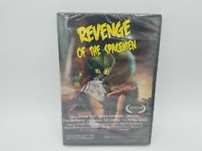 Revenge Of The Spacemen Dvd Rare Indie, Actress Autographed Janet Jay B Movie