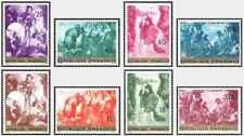 Timbres Arts Tableaux Rwanda 205/12 ** lot 25861