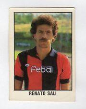 figurina CALCIO FLASH 1982 NUMERO 52 BOLOGNA SALI
