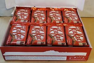 NEW CASE OF 48 Nestle Kit Kat Chocolate Wafer Bars, 45g BB2021DEC08 $53