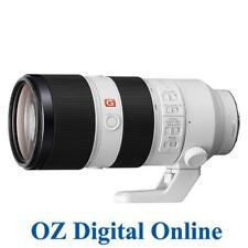 New Sony FE 70-200mm F2.8 GM OSS SEL70200GM E-Mount Lens 1 Year Au Wty