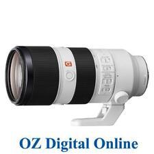 New Sony FE 70-200mm F2.8 GM OSS SEL70200GM E-Mount Lens 1 Year Au Wty