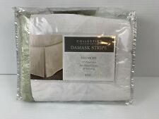 Charter Club Home Julianna Bedskirt King NEW with Tags  $100 Green