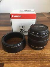 Canon EF F/2.8 EF AF - 28mm Lente Gran Angular