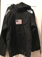 Supreme The North Face Goretex Trans Antarctica Expedition Pullover Black Large