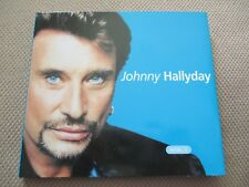 "CD DIGIPACK ""JOHNNY HALLYDAY - LES TALENTS DU SIECLE, VOLUME 1"" 16 titres"