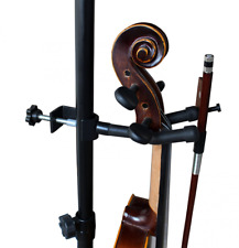 Vizcaya Violin Stand VLH10 Hanger With Bow Peg Attachment for Music 1 pack Gear