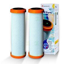 2x IFP Puro, Carbonit Monoblock Wasserfilter Ersatzfilter