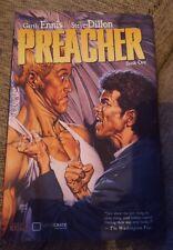 Preacher Book One - Hardback Graphic Novel - Garth Ennis & Steve Dillon