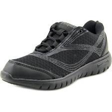 Zapatillas deportivas de mujer de color principal negro sintético Talla 36.5