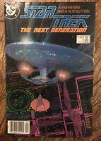 Star Trek: The Next Generation #1 (Feb 1988, DC) Mint!!!