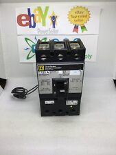 Square D Kal361251027 125 Amp 600 Volt w/ 24V Shunt Circuit Breaker